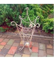 Кований парасольник BudMetal квітка M-037