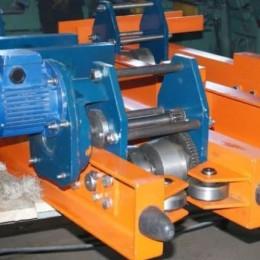 Кран-балки опорні, підвісні, електричні та ручні (Код OV-09)